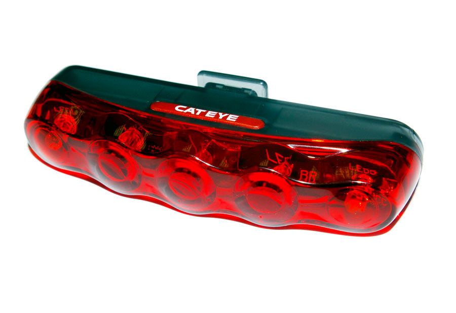 Cateye TL LD610 5 LED Rear Light