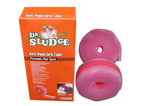 Dr Sludge Puncture Resistant Rim Tape for Mountain Bikes