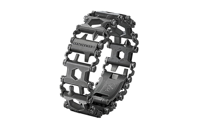 Leatherman Tread Wearable Multi-Tool Bracelet Black Metric DLC