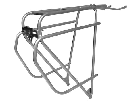 Tortec Epic Stainless Steel Rack Silver