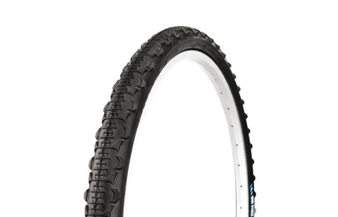 Coyote 700c x 38c Folding City Tyre Black