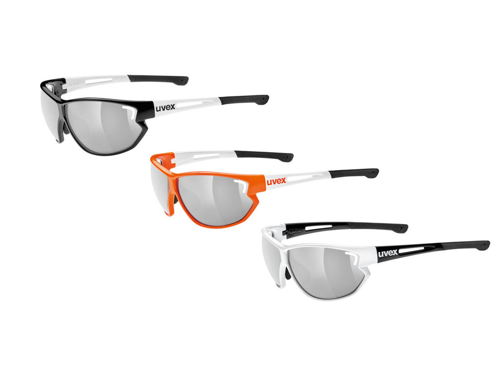 2016 Uvex Sportstyle 810 Vario Mirrored Glasses