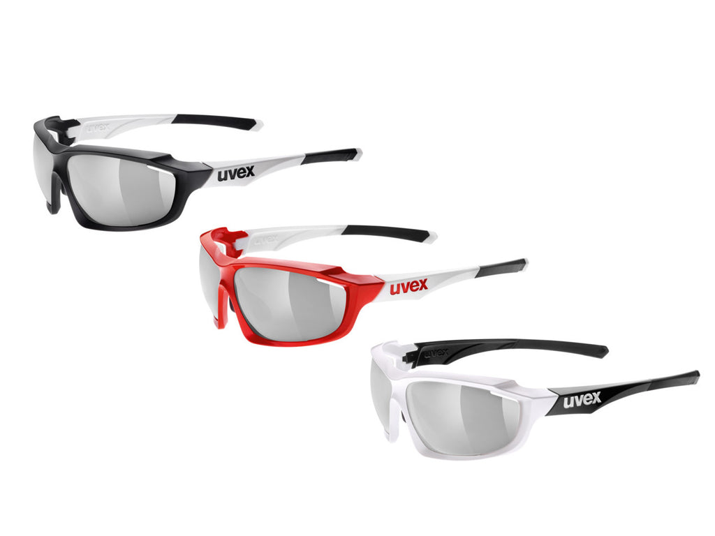 2016 Uvex Sportstyle 710 Vario Mirrored Glasses