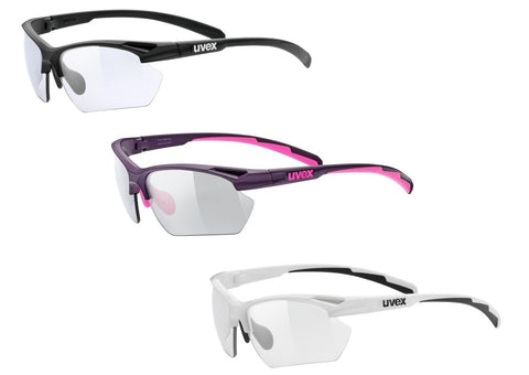 Uvex Sportstyle 802 Small Vario Glasses