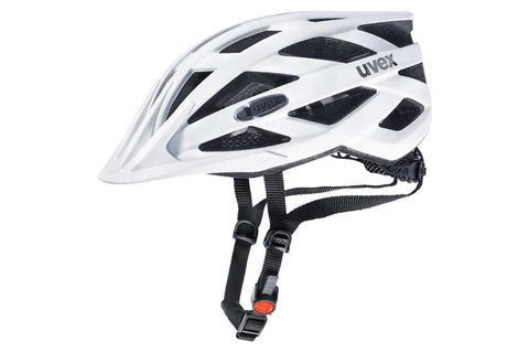 Uvex I-VO CC Matt White Bicycle Helmet