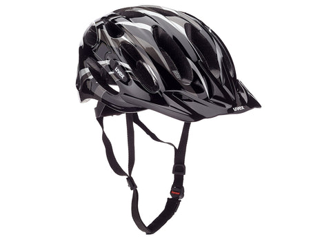 Uvex Magnum Black Matte Bicycle Helmet