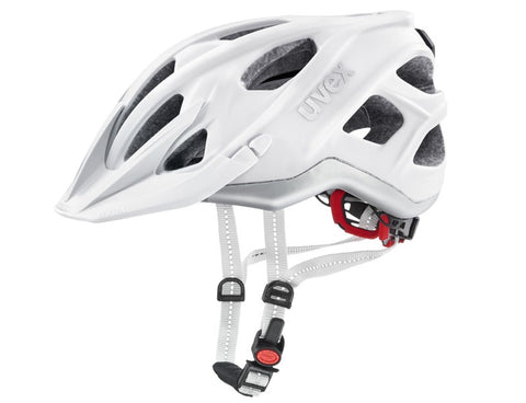 Uvex City Light LED White Cycling Helmet