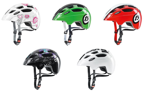 Uvex Finale Junior LED 51-55cm Bicycle Helmet