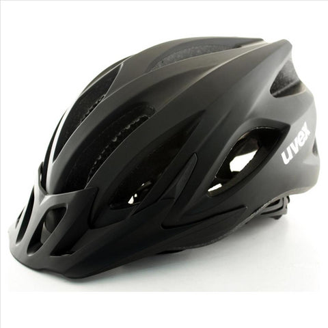 2014 UVEX Viva 2 Cycle Helmet Matt Black