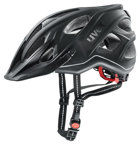 Uvex City Light Helmet Anthracite