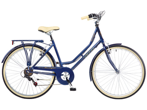 "B Grade 2016 Viking Kensington 18"" Ladies Traditional 6 Speed Bike"