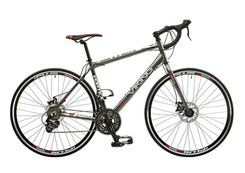 2017 Viking Vortex Gents 21 Speed Disc Aluminium Road Race Bike