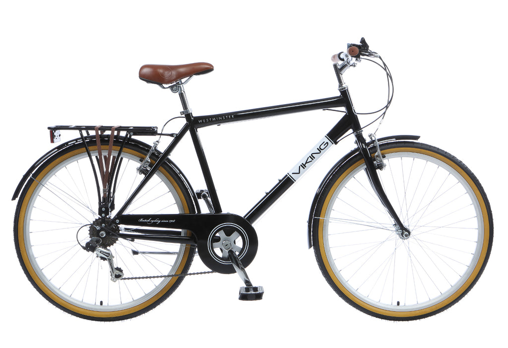 "Viking Westminster 20"" Gents Traditional 6 Speed Bike"