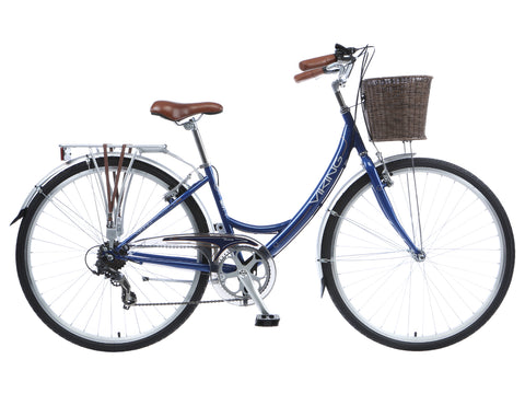 2017 Viking Veneto Ladies Traditional 7 Speed Bike Blue