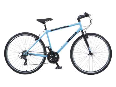 2017 Viking Bourbon Street Gents 21sp Urban Trekking Bike