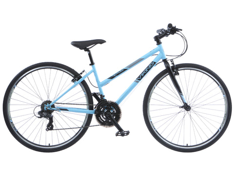 2017 Viking Bourbon Street Ladies 21sp Urban Trekking Bike