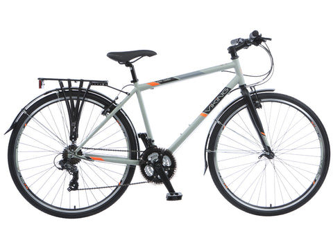 2017 Viking Quo Vadis Gents 21sp Urban Trekking Bike