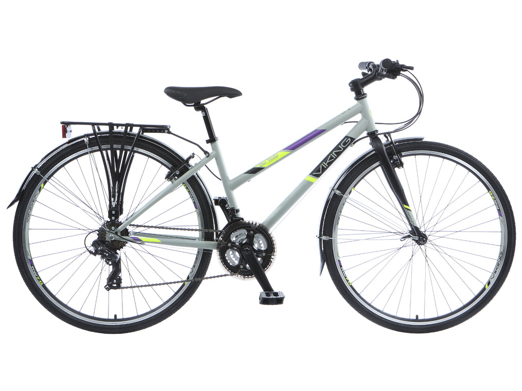 Viking Quo Vadis Ladies 21sp Hybrid Trekking Bike