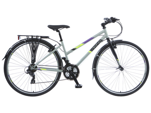 2017 Viking Quo Vadis Ladies 21sp Urban Trekking Bike