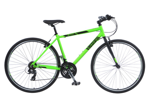 2017 Viking Manhattan Gents 21sp Aluminium Urban Trekking Bike