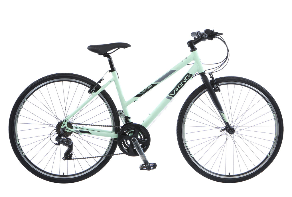 2017 Viking Manhattan Ladies 21sp Aluminium Urban Trekking Bike