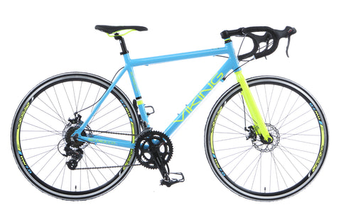 2017 Viking Scirocco 300 Gents Aluminium Frame Road Race Bike 14 Speed