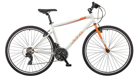 2018 Viking Urban Gents 21sp Trekking Hybrid Bike