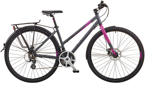 Viking Urban-X Ladies 700C 21sp Aluminium Hybrid Trekking Bike