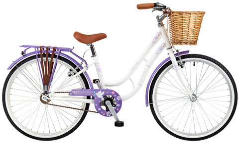 "B Grade 2018 Viking Paloma Girls Traditional Dutch Bike 24"" Wheel"