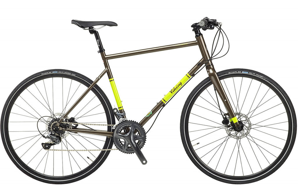 Viking Pro Touring Master Gents 700c Wheel Hybrid Bike