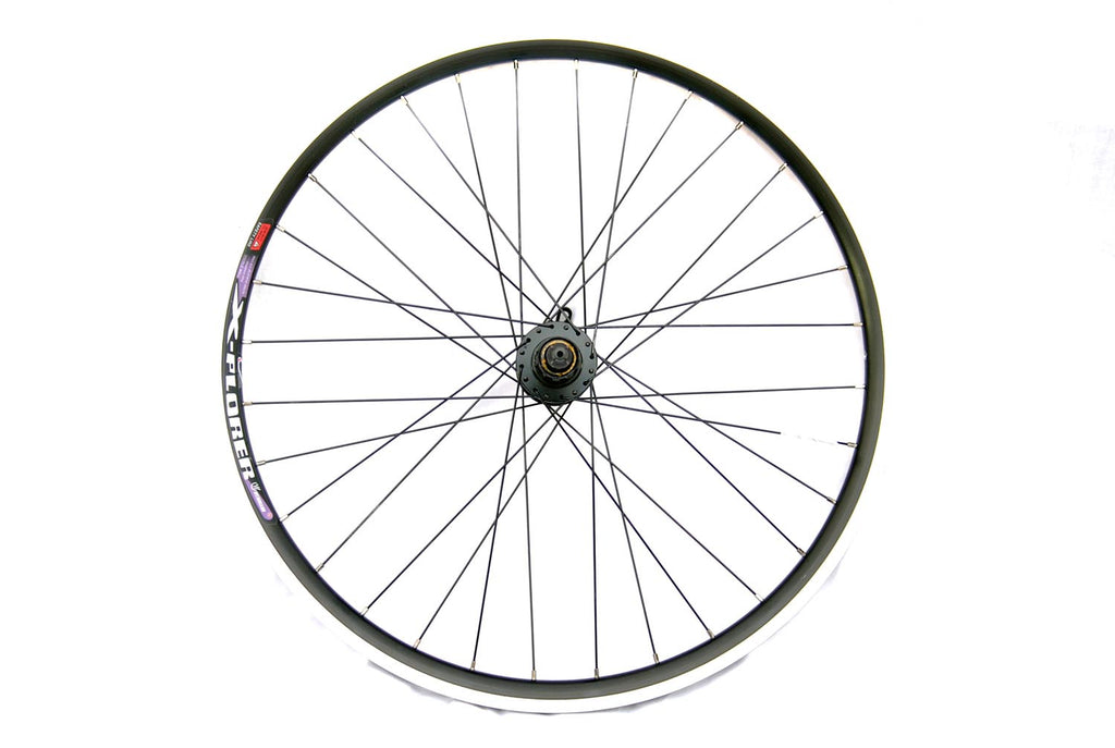 "26"" Mountain Bike Wheel Disc Rear Cassette"