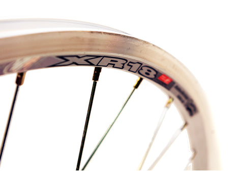 700c X 19mm Weinmann Front Race Wheel with QR hub