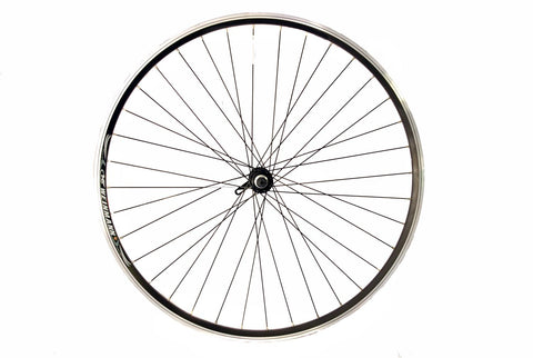 700c Hybrid Front Wheel with 36 Hole Quick Release Hub