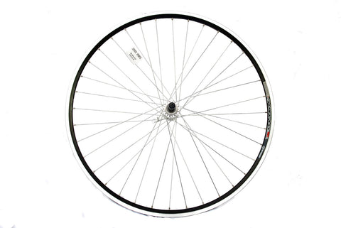 700c X 19mm Black Weinmann Rear Race Wheel with QR hub