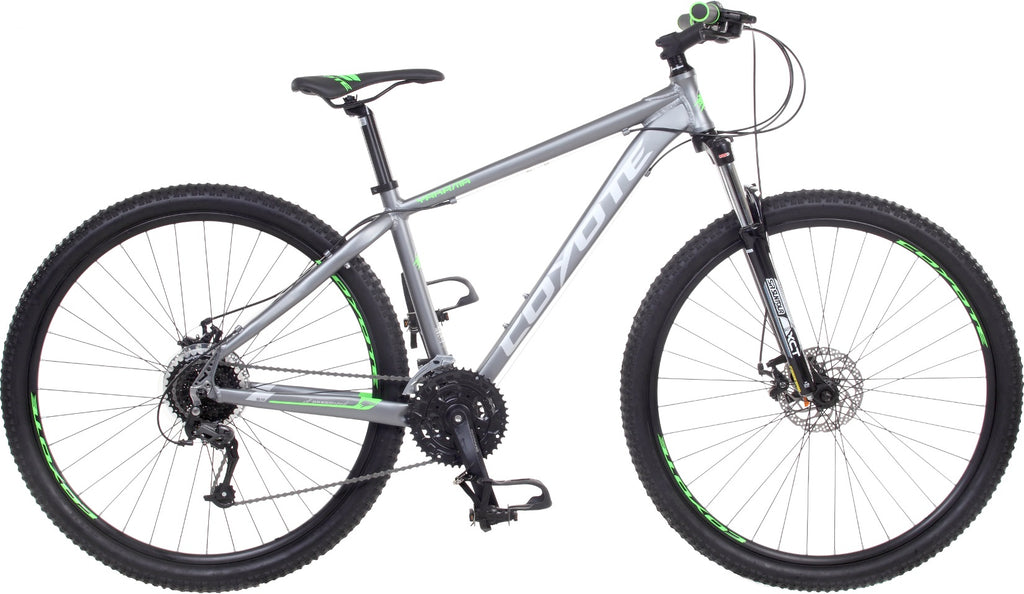 "Coyote Yakama Gents 29er 29"" Wheel 27 Speed Mountain Bike"