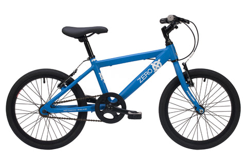 "Raleigh Zero Boys 18"" Wheel Alloy Bike Blue"