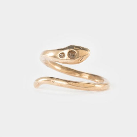 Catori Life | Stone Serpent Ring