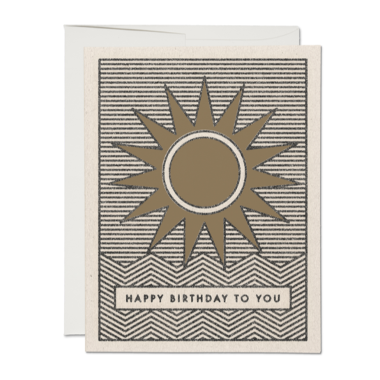 Card | Sunshine Birthday