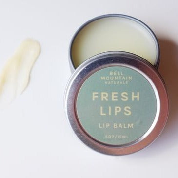 Bell Mountain Naturals | Fresh Lips