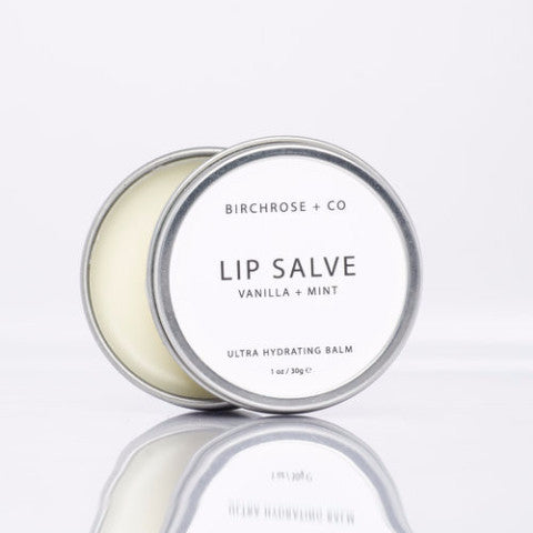 Birchrose + Co | Vanilla + Mint Lip Salve