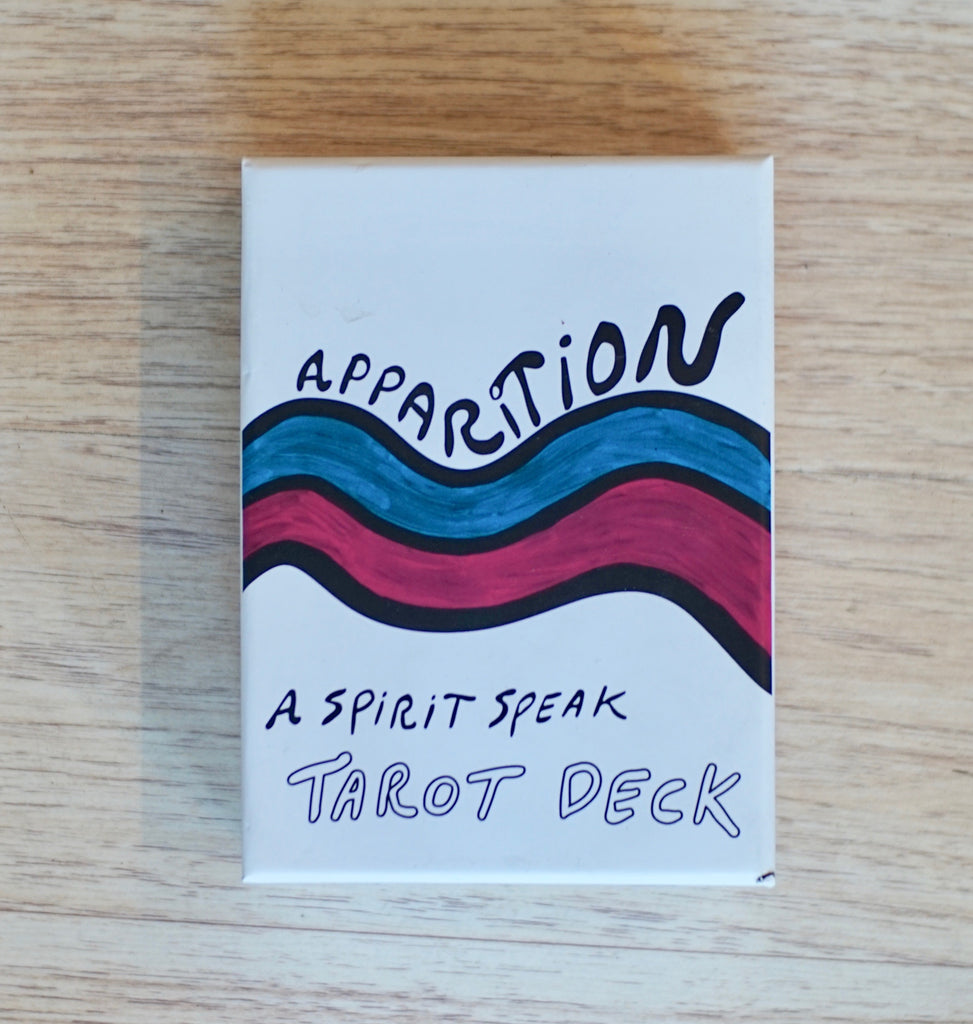 Spirit Speak | Apparition Tarot Deck