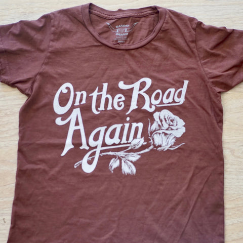 Bandit Brand | On the Road Again Tee