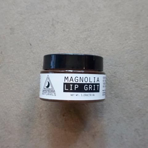 Moon Rivers Naturals | Magnolia Lip Grit