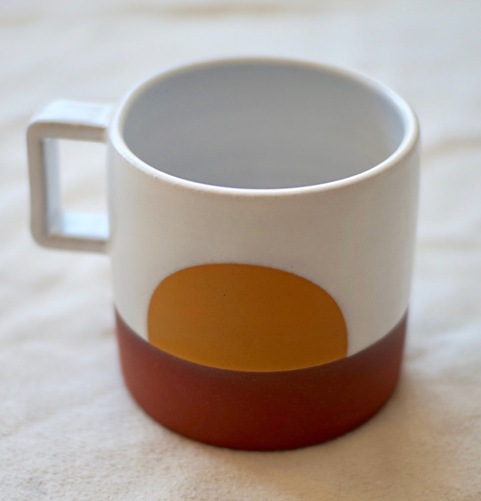 Wolf Ceramics | Sunrise Mug