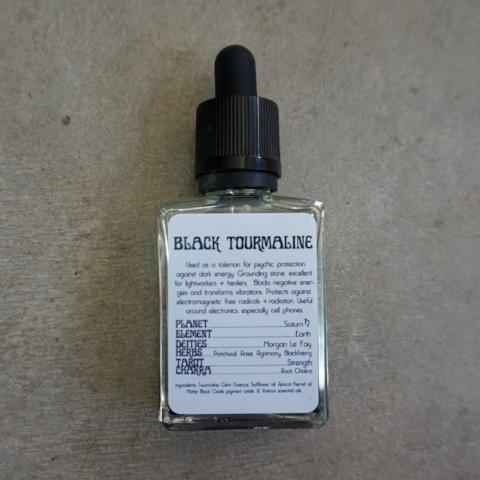 Moon Nectar | Black Tourmaline Gem Essence