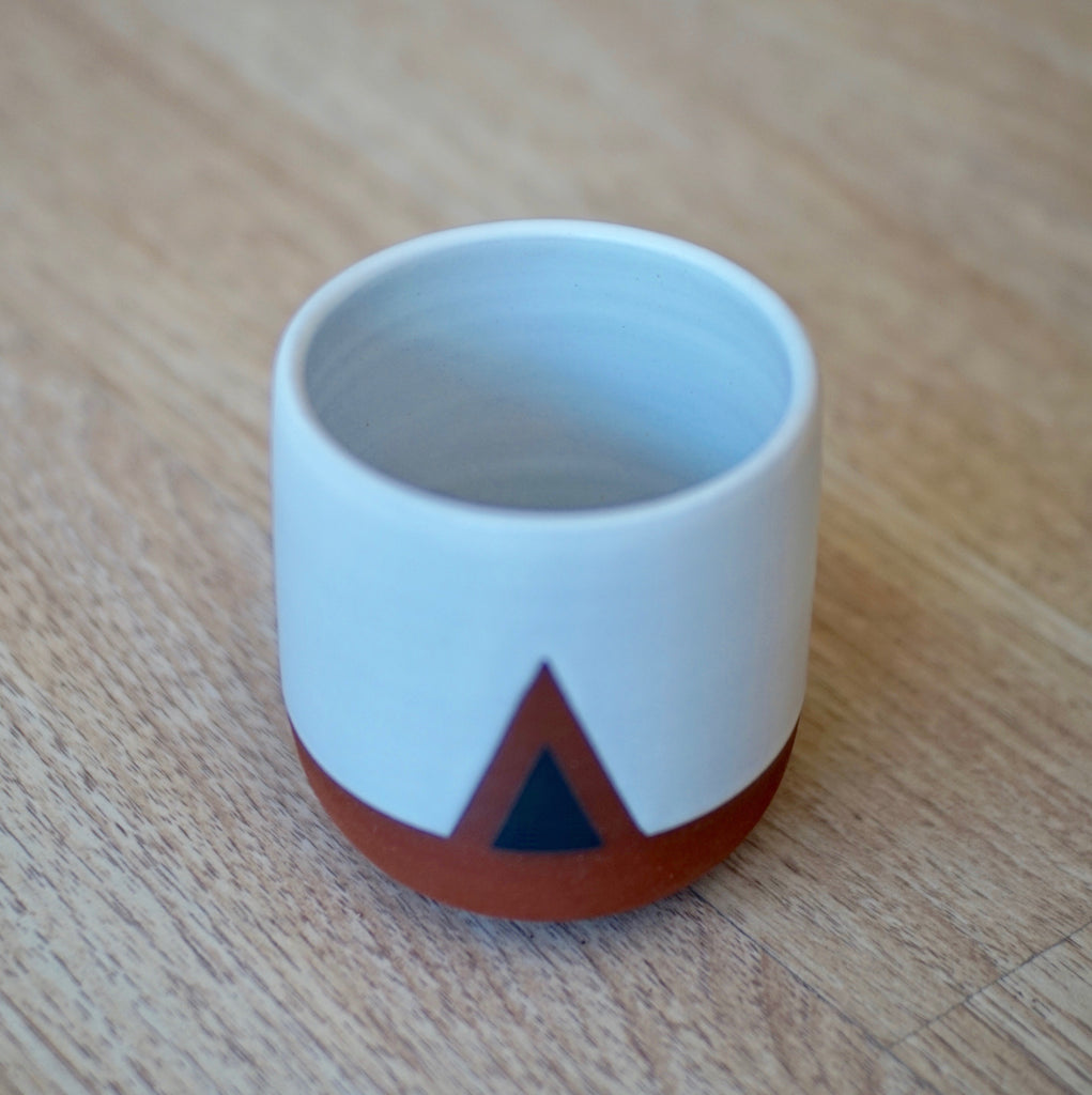 Wolf Ceramics | Triangle Cup