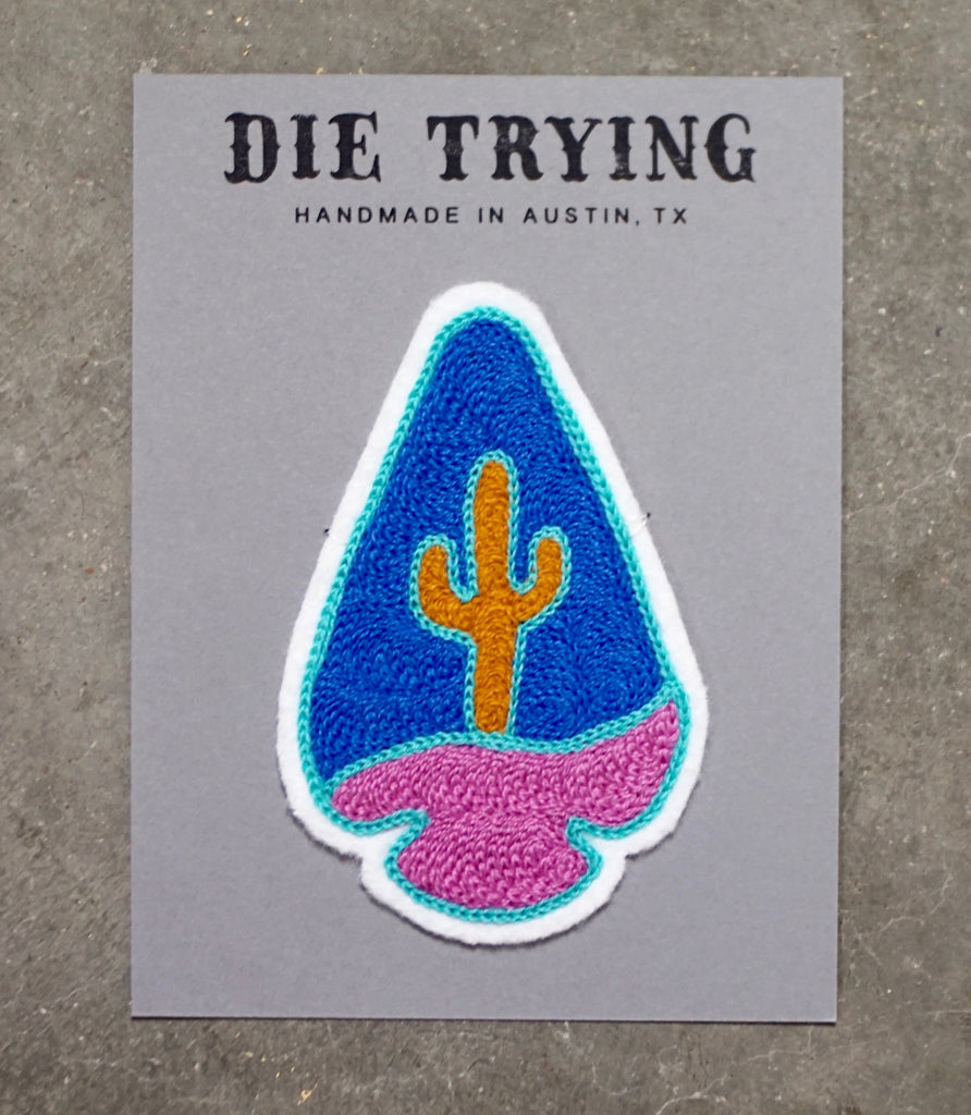 Die Trying | Arrowhead Patch