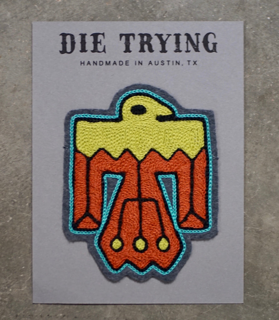Die Trying | Thunderbird Patch