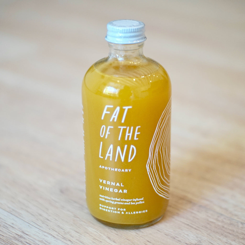Fat of the Land | Vernal Vinegar