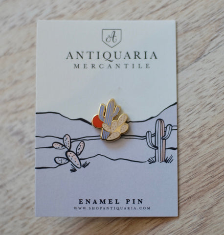 Antiquaria | Cactus Pin